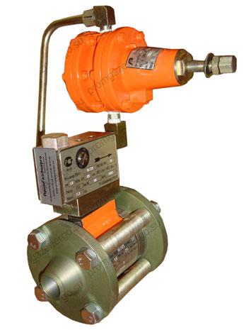 Отгрузка регулятора давления газа РДО.
