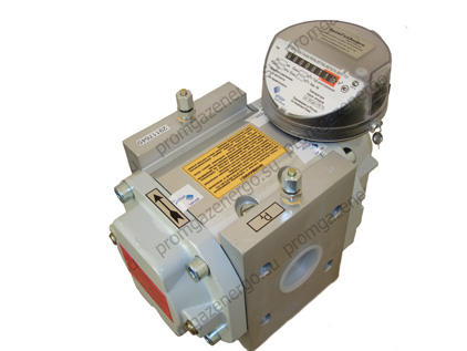 Промышленные газовые счётчики G10 - G65