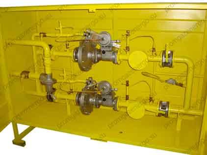 УГРШ-50Н-2, УГРШ-50В-2, УГРШ-50НВ-2 с регуляторами РДП-50