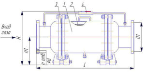 Схема ФГМ-150, ФГМ-200, ФГМ-300, ФГМ-400, ФГМ-500
