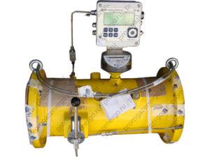СГ-ЭК на базе турбинного счетчика газа