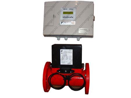 Вихревой расходомер-счетчик газа ИРВИС-РС4М