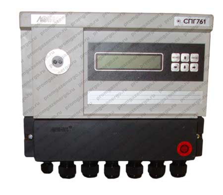 Корректор газа СПГ761