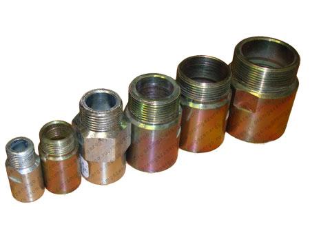 Клапаны термозапорные КТЗ-001 муфтовые