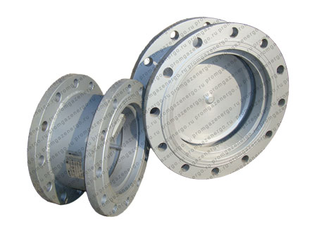 Клапаны термозапорные КТЗ-001 фланцевые