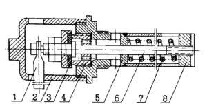 Схема Т-831